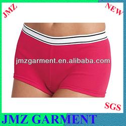 Mature women panties, Women's Cotton Boy Brief Panties