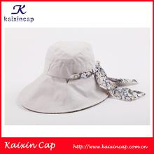 Best Seller Sun Visor Fashionable Ladies Bucket Hats Cap Wholesale/Cotton Bucket Hat Cap