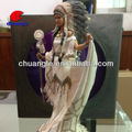 American indian sculpture déesse, goddness chiffres