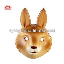 Halloween paty toys plastic wolf mask