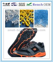 foam PVC granules in any color blue PVC compounds crystal PVC granules