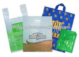 أنواع كيس من البلاستيك/ جودة عالية من الكثافة كيس للسوبر ماركت