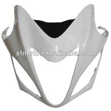 For SUZUKI GSXR 1300 HAYABUSA 2008-2012 09 10 Wholesale ABS Unpainted Upper Front Fairing