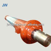 Hydraulic cylinder pump set