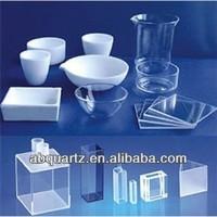 Chemistry Laboratory Apparatus Quartz Beaker Labware Quartz Apparatus