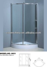contemporary shower enclosure,simple shower room modern round bathtub