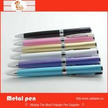 Nova chegada brilhante caneta com 6 cor da caneta