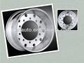 19.5 pesados de alumínio da roda do caminhão