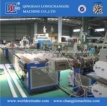 wood plastic composite/profile production line