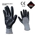 stecho di calore e guanti resistenza al taglio livello 3 e il livello 5