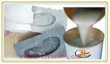 Liquid RTV Silicone for making shoe sole, Shoe Mold Silicone, Molding Silicone