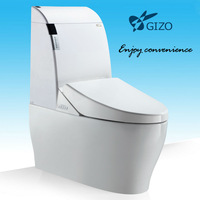 Ceramic Siphonic One Piece Toilet For Modern Sanitary Ware