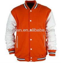 baseball jacket terry fabric sportswear