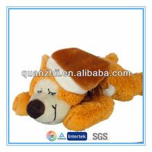 CE/ASTM standard custom animal plush soft dog toy
