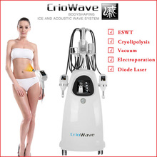 Shock Wave High Frequency Weight Loss Machine