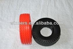 200x50mm PU wheel/PU tire