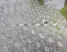 3M protective products adhesive rubber bumper feet sj5303, Hemisphere, 11.2MM(d)*5.1MM(h), 3000 per case