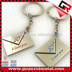 Good quality Attractive metal keychain/key chain/key ring
