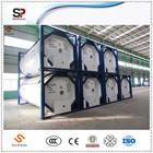16Bar Liquid Gas Cryogenic Liquid Tank Container