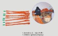 1.5m wireless fireworks electric igniters