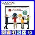 Gaoke infrarot/ir multi touch interactive whiteboard, digitalen whiteboard, smartboard