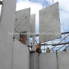 precast concrete building materials/parts/components machine / production line