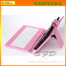 The Newest 7 8 9 10 inch Tablet PC Case for Keyboard
