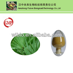 hot sale Saw palmetto extract price