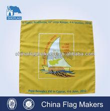 Custom bandana with brand name logo printing new product 2014