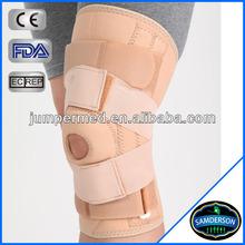 Osteoarthritis best selling neoprene hinge knee brace