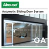 Ahouse (OA ) DC 24V automatic sensor glass sliding door 600kg / automatic sensor glass sliding door CE/IP66