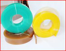 High quality green silk screen polyurethane squeegee