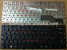 For Samsung Spanish laptop keyboard NP355V4X CN13BA5903654 9Z.N8YSN.01E