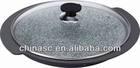 SANCONG aluminum cast iron grill pan