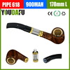 Cheap hot-sale silver smoking pipes
