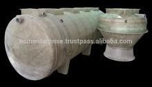 FRP Sewage Treatment Tank