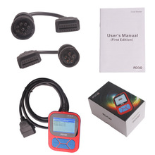 2014 Hot Sale Fcar F502 Code reader for Both Cars and Heavy Duty Trucks Support Update From Internet