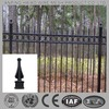Professional manufacture hot salecheap wrought iron fence (ISO factory)