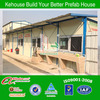 durable ready made houses with column built