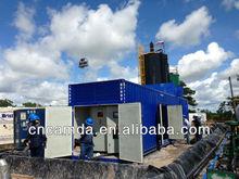 150kW Oil field gas generator / Methane gas generator / Oil field gas power plant