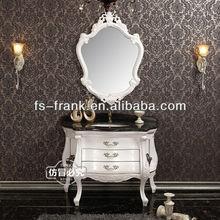 Frank stylish single sink Smart Design Bathroom vanity storage F-7013