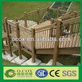 WPC Barandas de Mano Para Escaleras exteriores