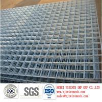 heavy zinc coating galvanized welded wire mesh panels