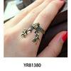 Beautiful nice animal sika deer design ring accessories