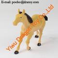 brindes promocionais borracha animal brinquedos salto de cavalo