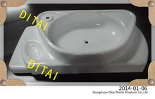 Custom Design vacuum forming ABS smooth sink