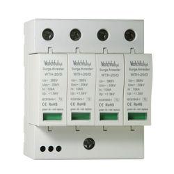 Imax 20kA WTH-20/D/4P-385 light current surge arrestor