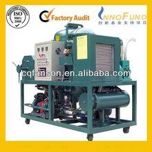 Double stage advanced technology FASON ZTS regeneration engine oil machine