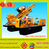 Hot sale in oversea market china manufacturer powerful tractor earth drill with 40-150m