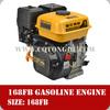 recoil start 1 cylinder gasoline engine General use gasoline engine 6.5hp